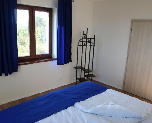 Apartmány Pavlov ubytování PALAVIA APATMENTS ap1 ložnice